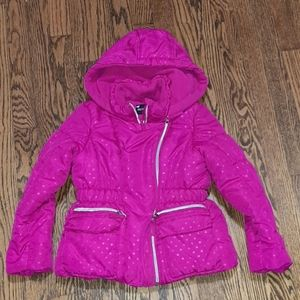 Girls Pink Rothschild winter coat size S (7/8)